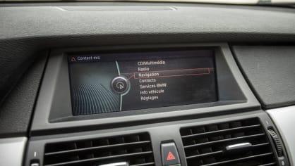 BMW X5 xDríve30d interiér 4