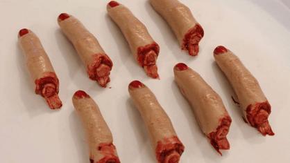 Zdravotní sestra vytváří děsivé dorty 9