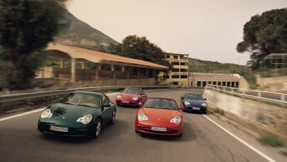 Porsche 911 996 slaví 20 let 8