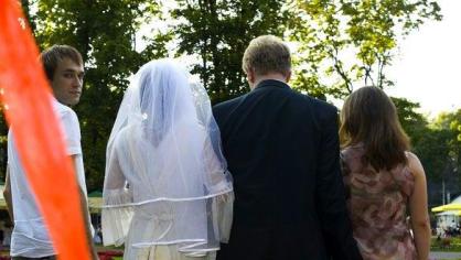 Sprosté svatební fotky 13