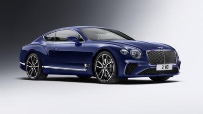 Bentley odhalilo nový Continental GT, vládce luxusních kupé. 20