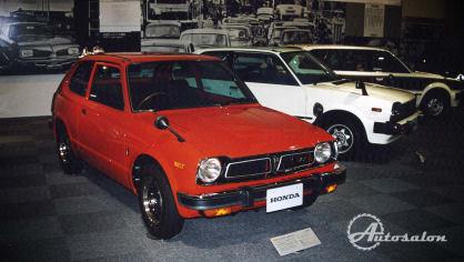 Honda Civic RS Generace I (1974)
