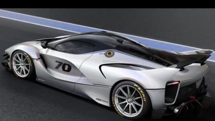 Ferrari FXX K Evoluzione 3