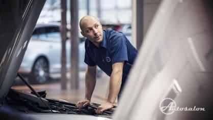 Revoluce v servisech Volvo - nechte se hýčkat 7