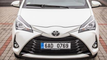 Toyota Yaris 1.5 VVT-iE exteriér 4