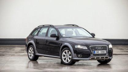 Audi A4 Allroad 2.0 TDI CR exteriér 8