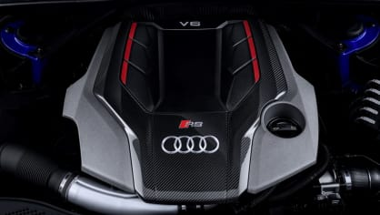 Audi RS4 Avant 22