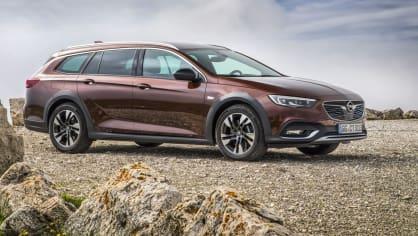 Opel Insignia BiTurbo Diesel 2018 1