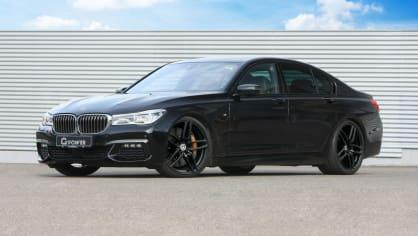 BMW 750d G-Power 1