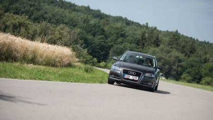 I s naftovým Audi A3 se solidně svezete. 9