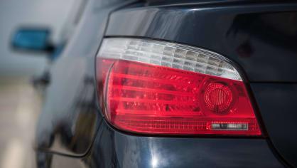 BMW 530i E60 exteriér 6