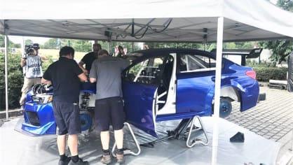 Subaru WRX STI Type RA NBR Special 5