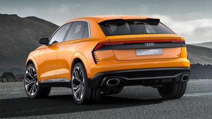 Koncept Audi Q8. 4