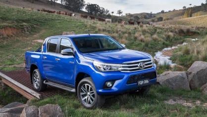 Toyota Hilux - Obrázek 5