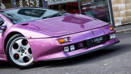 Lamborghini Diablo Jay Kaye 2