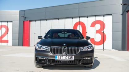 BMW 750Ld je limuzína za 4 miliony 1