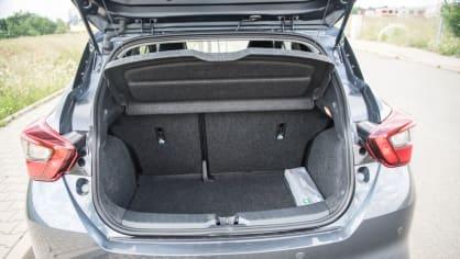 Nissan Micra 0.9 IG-T interiér 12