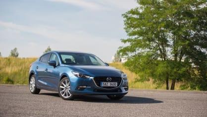 Mazda 3 má sportovní ambice. 11