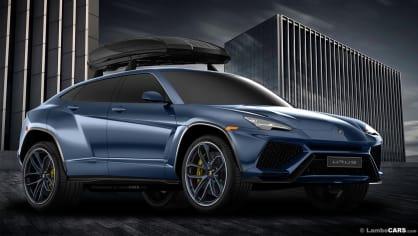 Lamborghini Urus má zaujmout ženy - Obrázek 23