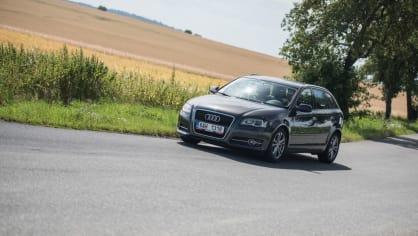 I s naftovým Audi A3 se solidně svezete. 4