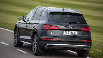 Nové Audi Q5 detailně 13