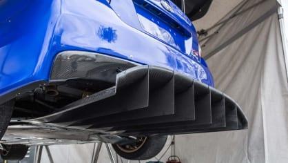 Speciál Subaru pro rekord na Nürburgringu 12