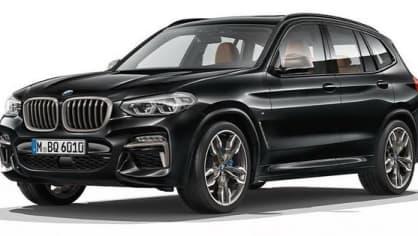 BMW X3 2018 FG01 7