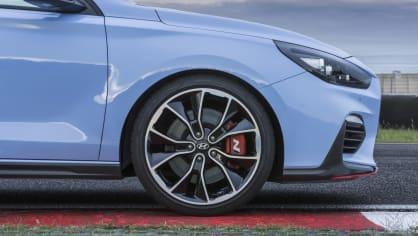 Prohlédněte si ostrý hatchback Hyundai i30 N do detailu. 2
