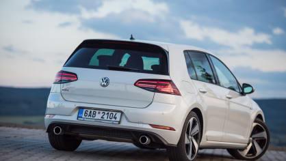 Volkswagen Golf GTI exteriér 8