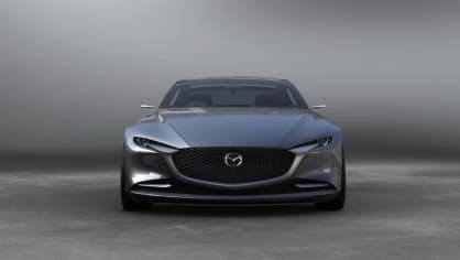 Mazda Vision Coupe 3