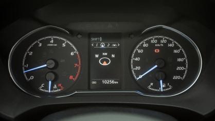 Toyota Yaris 1.5 VVT-iE interiér 8