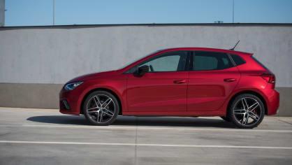SEAT Ibiza FR 1.0 TSI exteriér 12