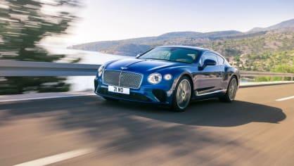 Bentley odhalilo nový Continental GT, vládce luxusních kupé. 1