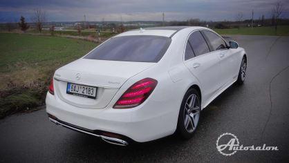 Mercedes S 400d 1