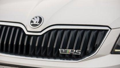 Škoda Octavia RS TDI exteriér 5