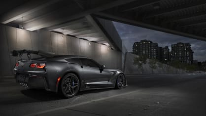 Chevrolet Corvette ZR1 MY2019 4