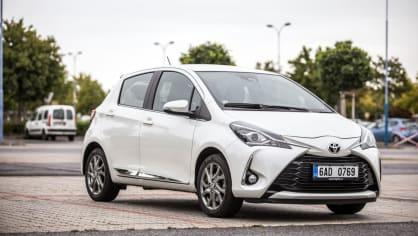 Toyota Yaris 1.5 VVT-iE exteriér 5