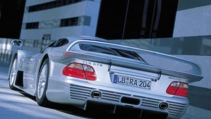 Mercedes-Benz AMG CLK GTR 11