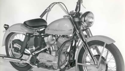 Harley-Davidson Sportster historie