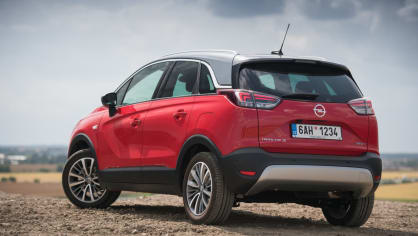 Opel Crossland X exteriér 5
