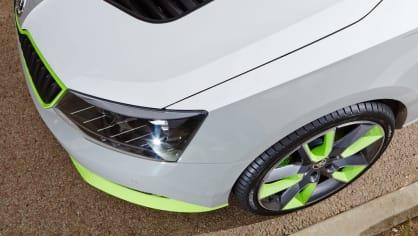 Koncept Škoda FunStar z roku 2015 10