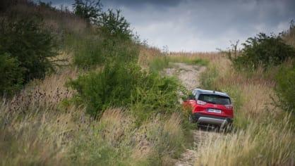 Opel Crossland X jízda 22