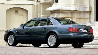 Audi A8 první generace 4