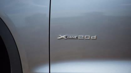 BMW X3 xDrive20d exteriér 7