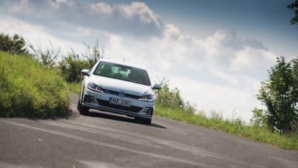 Volkswagen Golf GTI jízda 5