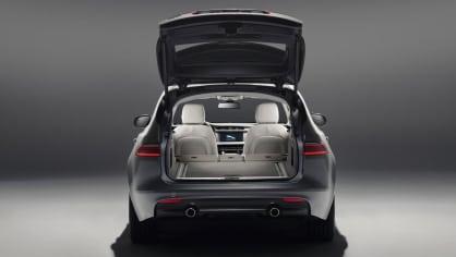 Jaguar XF Sportbrake, sportovní rodinný kombík 10