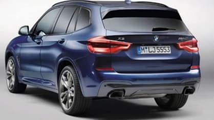 BMW X3 2018 FG01 6
