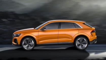 Koncept Audi Q8. 3