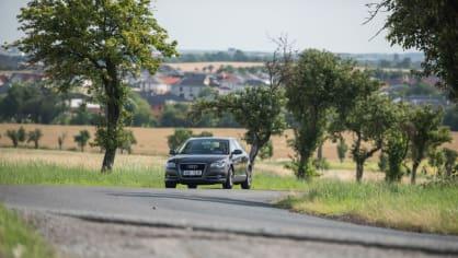 I s naftovým Audi A3 se solidně svezete. 6