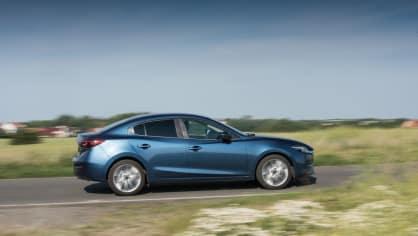 Mazda 3 má sportovní ambice. 7
